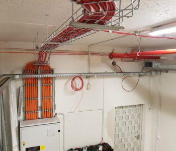 Montaż instalacji pożarowych Czerwonak, Kicin, Koziegłowy